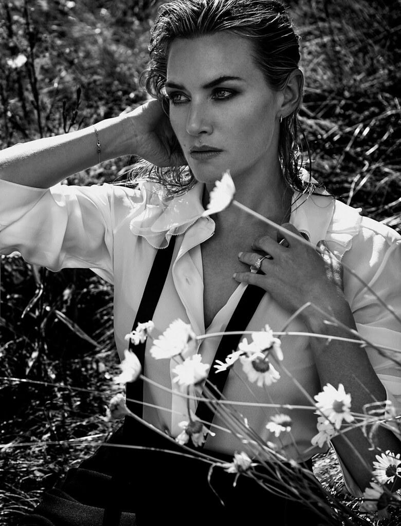 Кейт Уинслет — Фотосессия для «The Edit» 2015 – 6