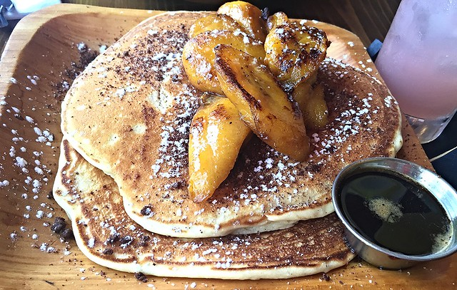 Mayan Choc Pancakes 2