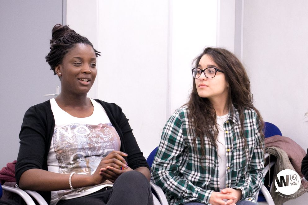 W(e)Talk Lab Programme Girlz! 2015
