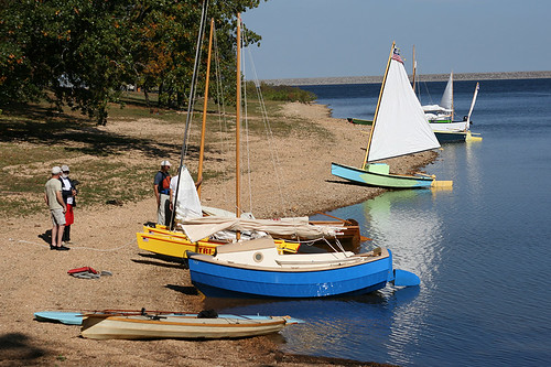 Stockton Sailfest Oct. 2015