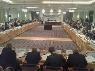Παρέμβαση του Αναπληρωτή Υπουργού Εξωτερικών κ. Ν. Ξυδάκη στη Μεσογειακή Διάσκεψη του ΟΑΣΕ 2015 (Ιορδανία 20-21.10.2015)