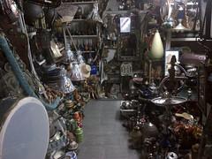 Shop above the Maarif mosque