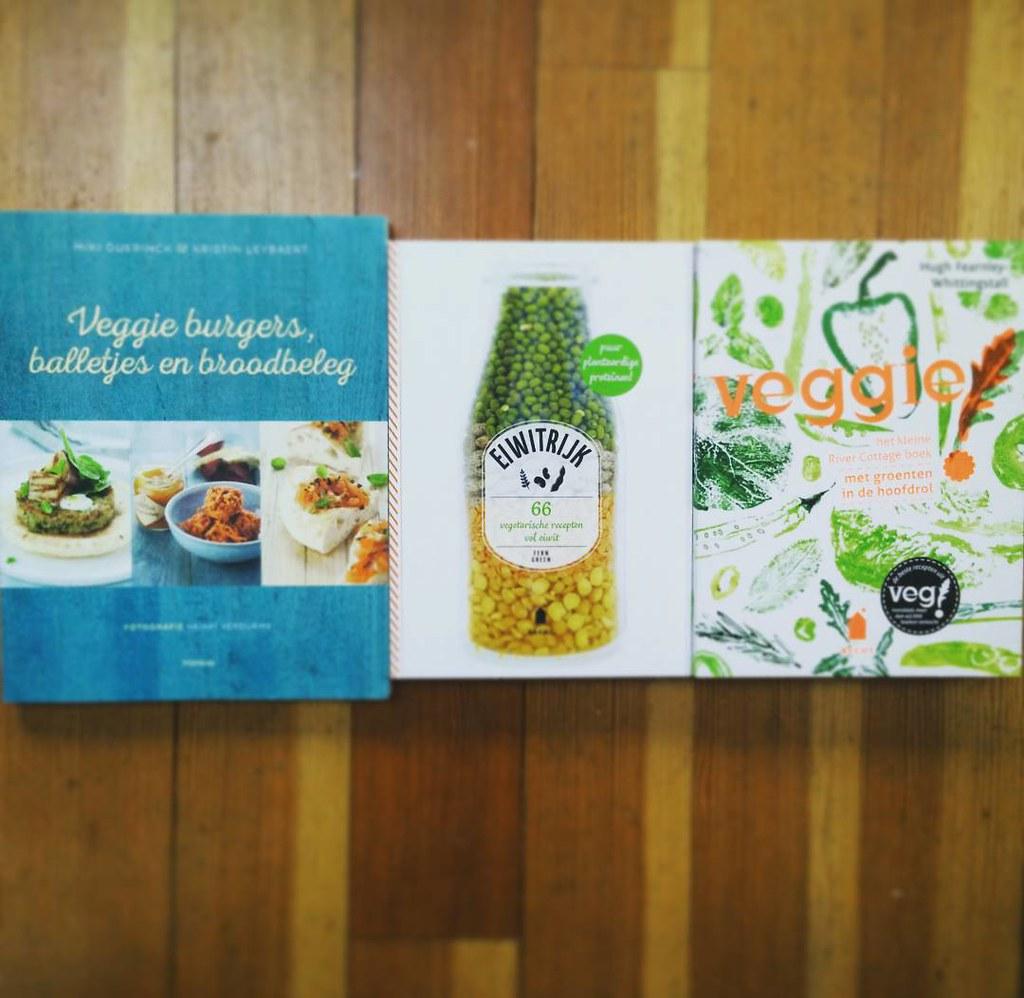 Nieuwe kookboekjes!