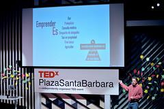 TEDxPlazaSantaBarbara 2015  #CrossRoads   (by EstoNoesUnaNaranja)