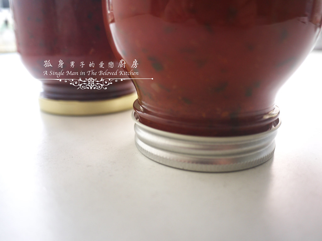 孤身廚房-義大利茄汁紅醬罐頭--自己的紅醬罐頭自己做。不求人27