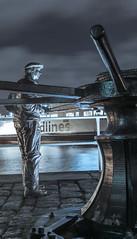 Statues of Sailors