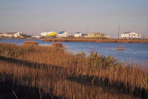 louisiana coastal wetlands marsh camps gulfcoast fourchon lafourcheparish portfourchon ilobsterit