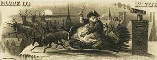 Santa Claus vignette