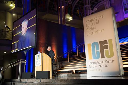 2015 ICFJ Awards Dinner