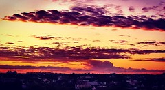 Nubología en #Olivos #clouds 27-11-2015 #sunset #landscape #horizon #clouds #instasunset #instasky #sky #buenosaires #igersbsas #igers #latergram #instagramhub #instadaily #instaclouds