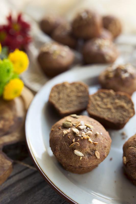 Gluten-Free Whole-Grain Dinner Rolls