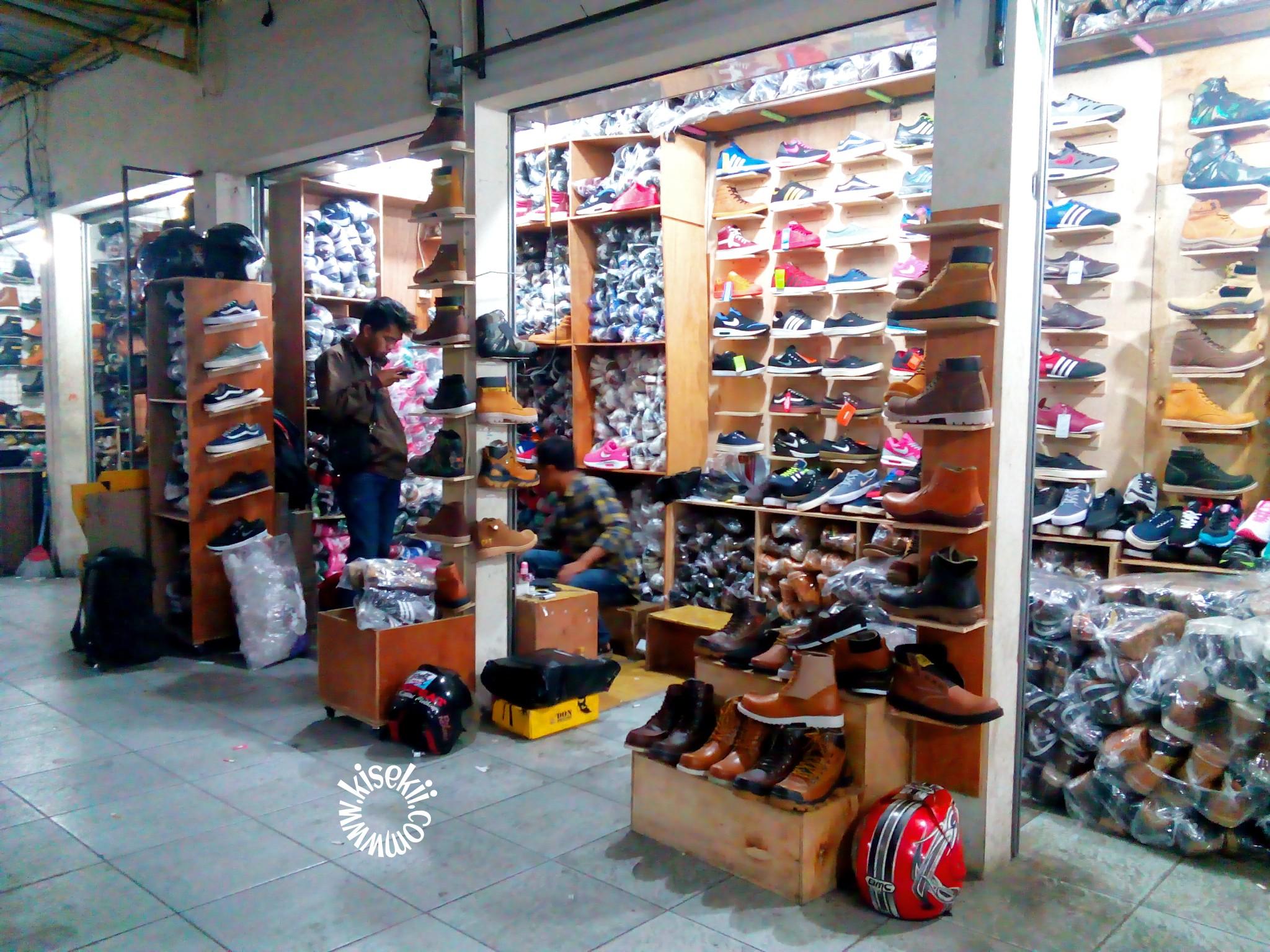 sepatu di Gedebage