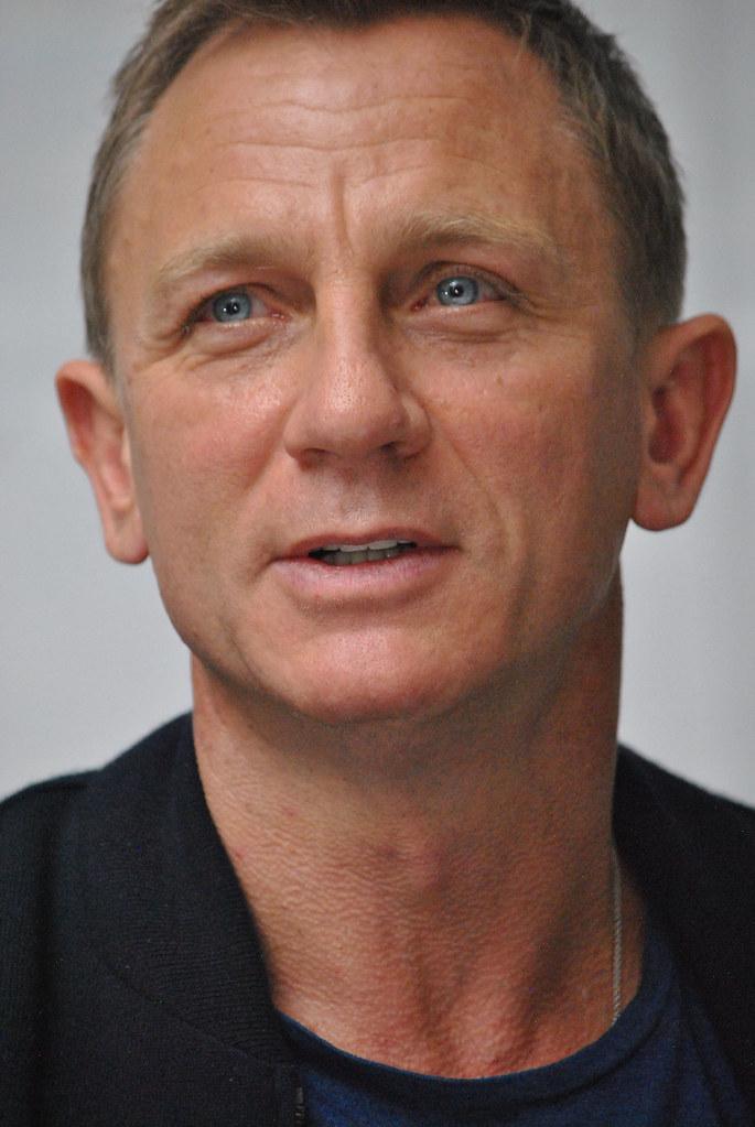 Дэниел Крэйг — Пресс-конференция «007: СПЕКТР» 2015 – 48
