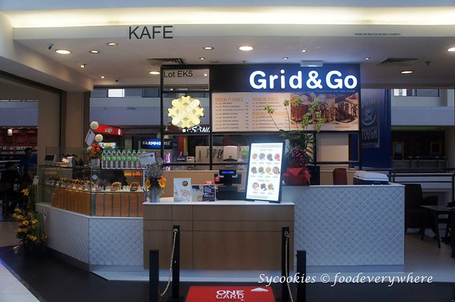 9. Grid and Go 1 utama