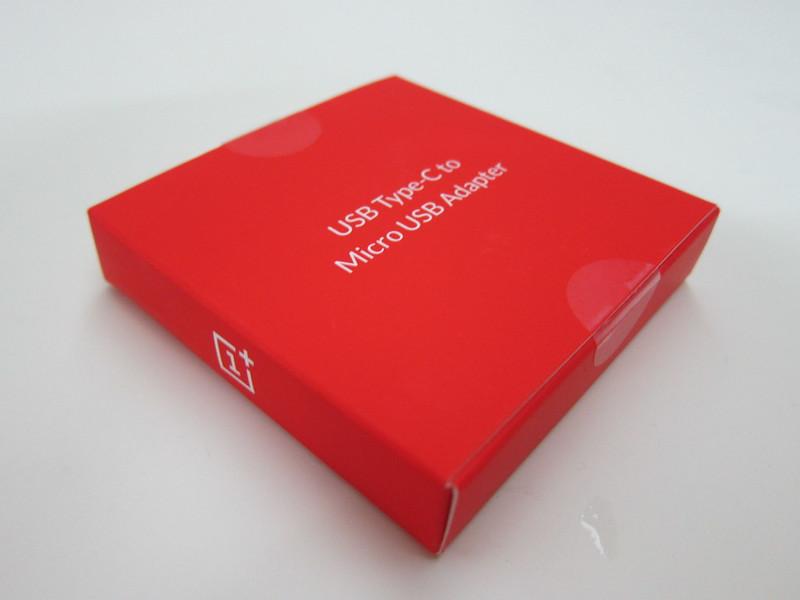 OnePlus USB Type-C Adapter - Box