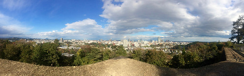 panorama castle japan view sendai aoba
