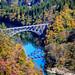 只見線第一河川鐵橋 by 湯小米