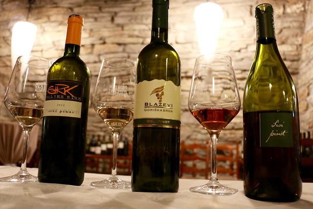 Goriška Vinoteka Brda (Blazevi winery)