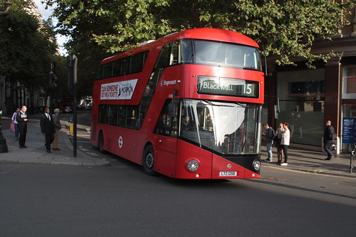 East London LT258 LTZ1258