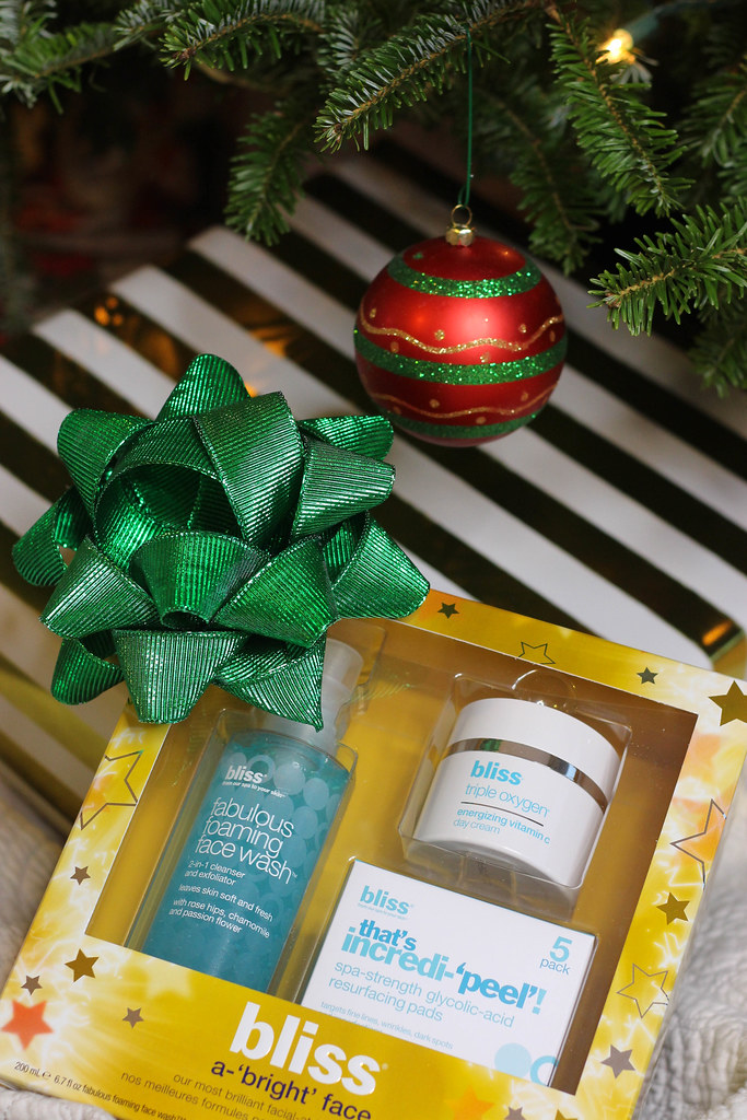 Bliss Gift Set Giveaway | Beauty