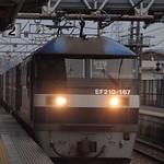 2081レ EF210-167