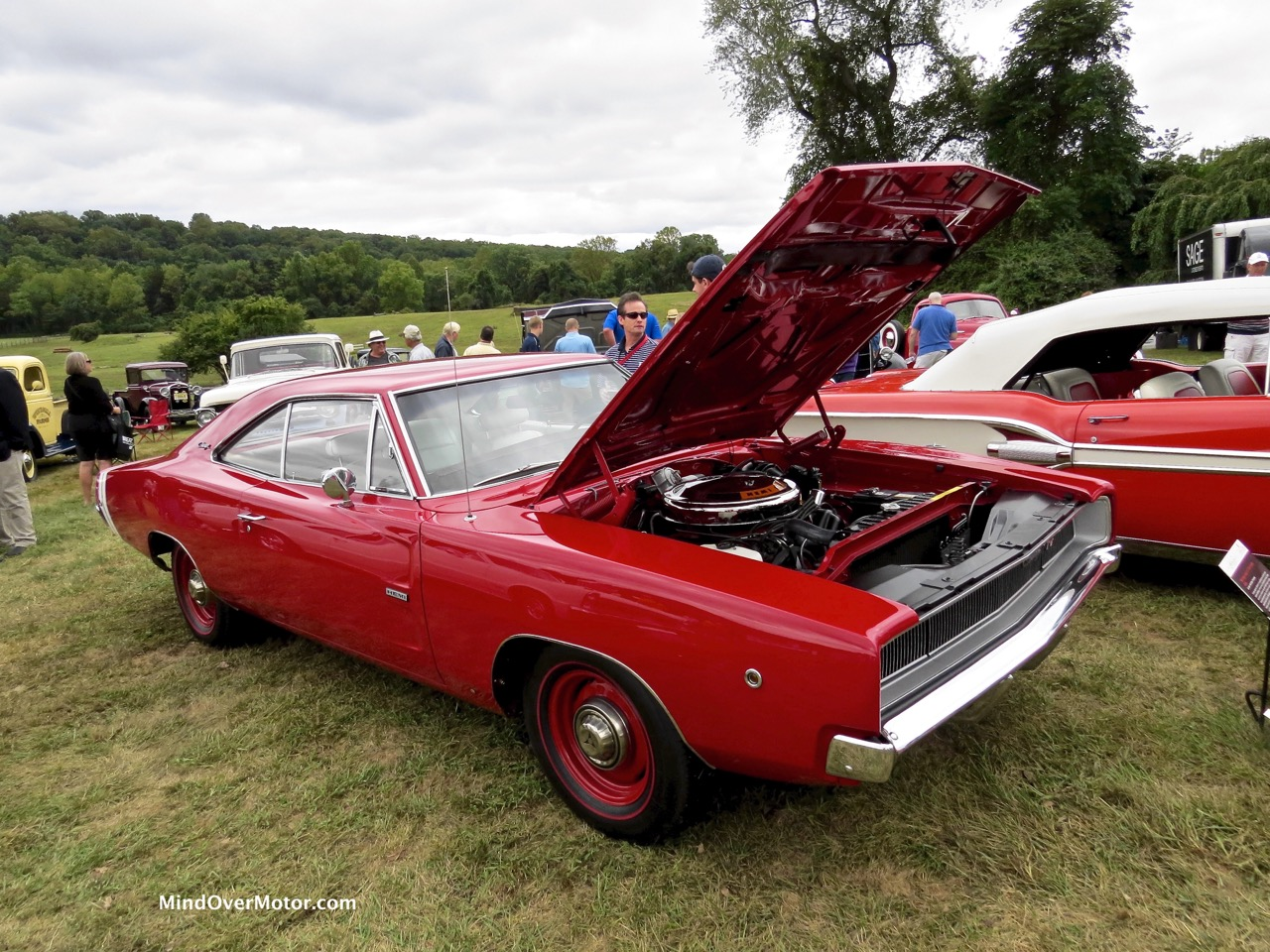 1968 Dodge Charger R:T Front