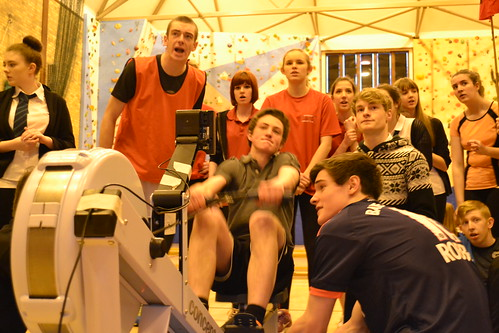 Indoor Rowing Competition 2015