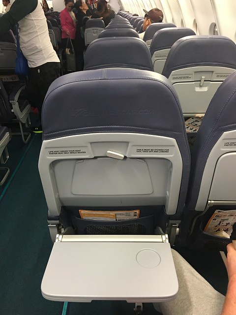 Cebu Pacific A330 Seating