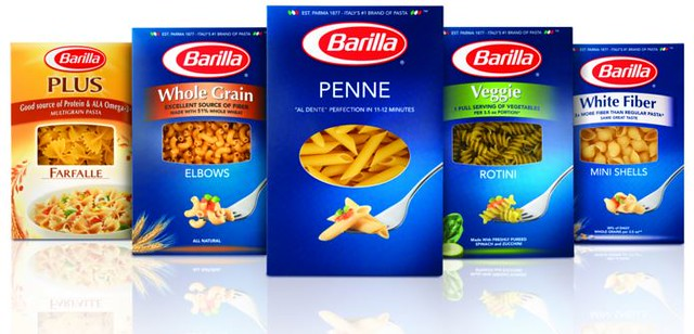 Barilla Better For You Pasta