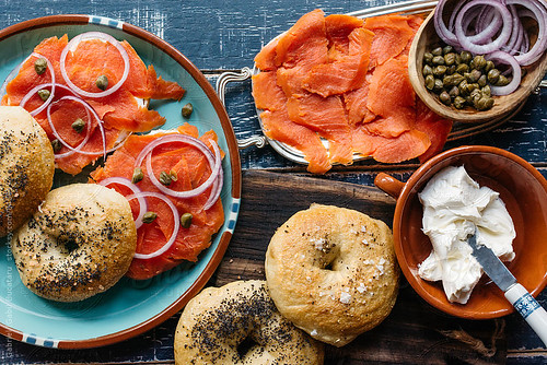 hooked on lox