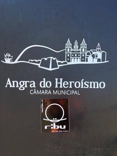 ribu auf den azoren, portugal
