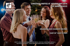 Last Minute Christmas Parties Offers at Holiday In…
