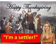 I'm a settler!
