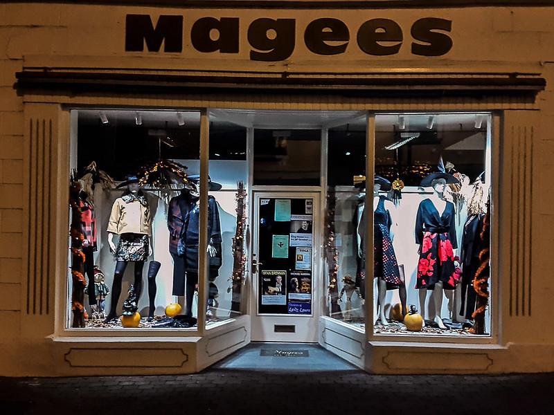 Magees, Main Street