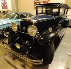 1929 Cadillac 5 passenger Town sedan