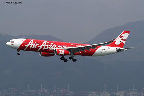 A333 - Airbus A330-343