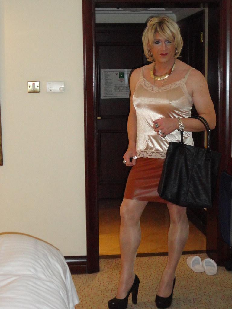 Jarrod recommend best of sheer lingerie in tranny