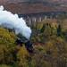 Jacobite / Harry Potter Train / Glenfinnan Viaduct - Scotland by Jan Hoogendoorn