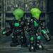Glyan Alien Batallion