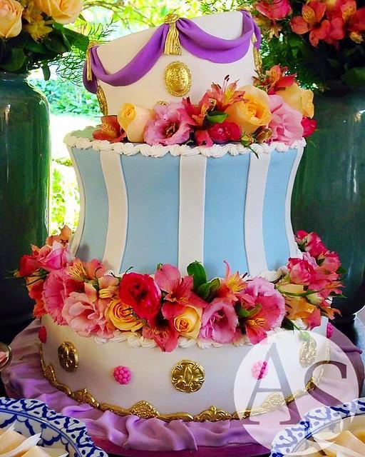 Cake by Ana Elisa Salinas