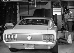 1970 Ford Mustang in College Park East