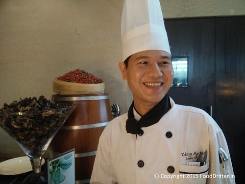 Chef Huang Thong Ngyuen