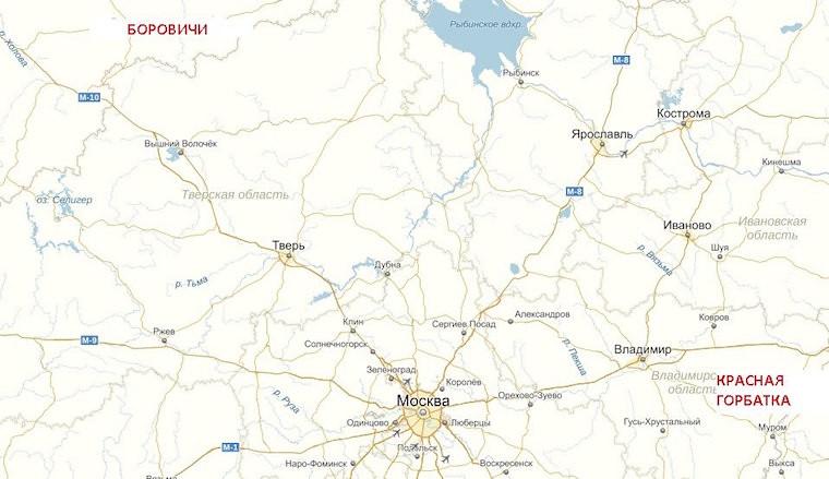 Селиваново – Боровичи: наводя мосты