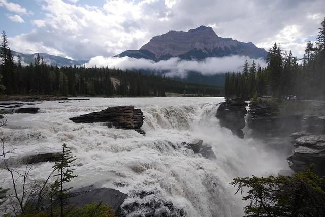 火, 2015-07-21 11:56 - Athabasca Falls