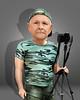Selfie caricature by Rj Sipos