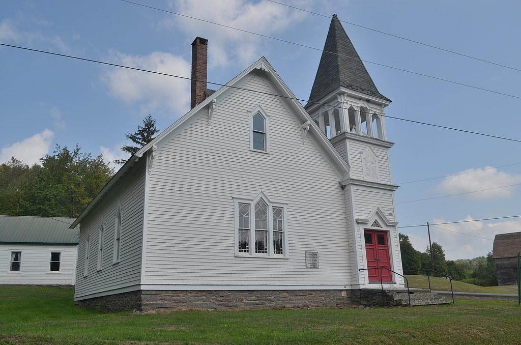 Cochecton Center Methodist Church