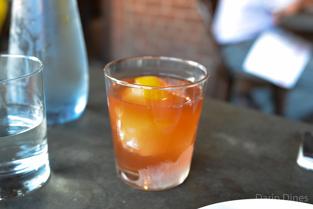 Chef's Old Fashioned