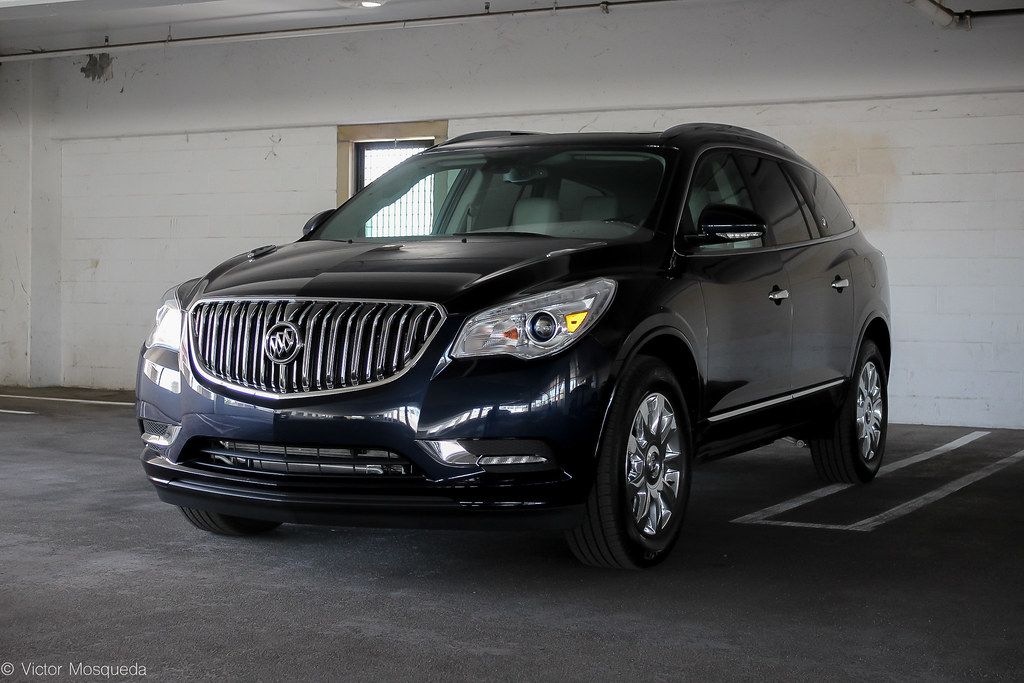 2016 Buick Enclave Premium AWD is in the CF Garage