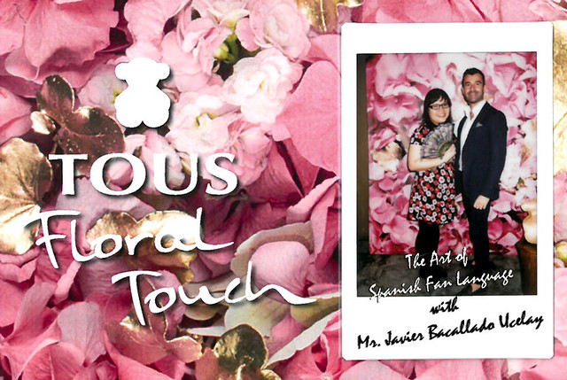 TOUS Floral Touch Media Launch
