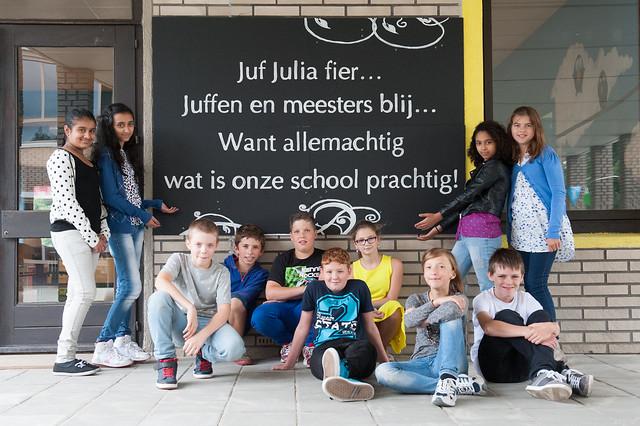 September 2015 - Eerste schooldag